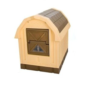 Dog Palace Large Dog House Front Door
