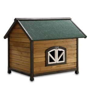 Pet Squeak Doggy Den Dog House End Wall