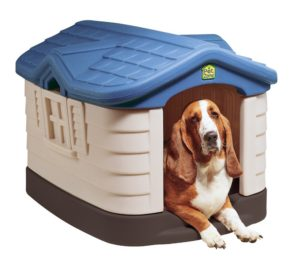 Pet Zone Step 2 Cozy Cottage Blue Roof