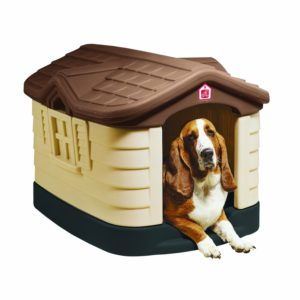 Pet Zone Step 2 Cozy Cottage Brown Roof