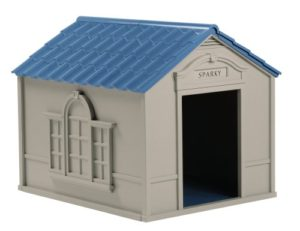 Suncast DH350 Dog House Empty