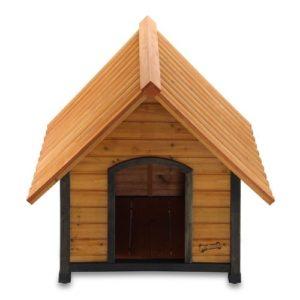 Pet Squeak Arf Frame Dog House Medium Door
