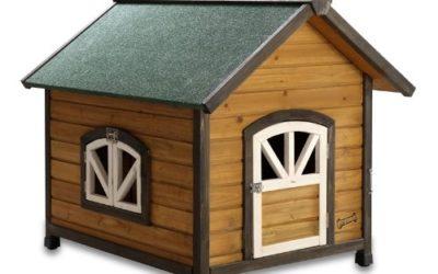 Pet Squeak Doggy Den Dog House Review