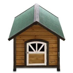 Pet Squeak Doggy Den Dog House Roof