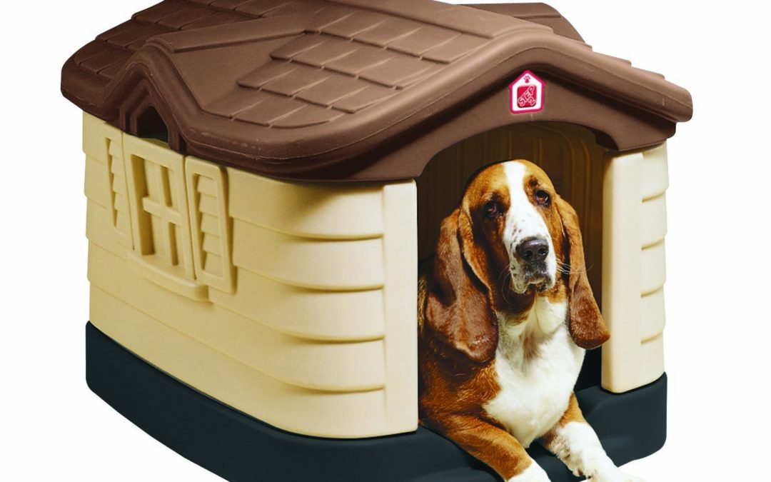 Pet Zone Step 2 Cozy Cottage Dog House Review