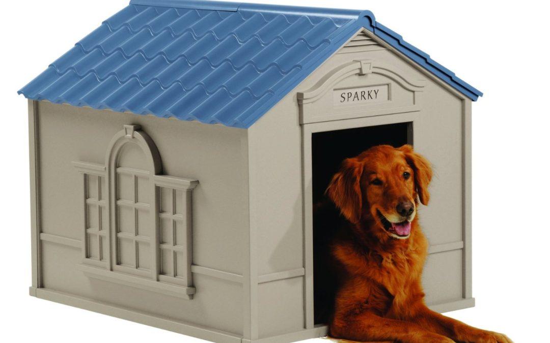 Suncast DH350 Dog House Review