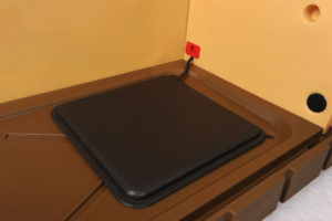 Dog House Floor Heater